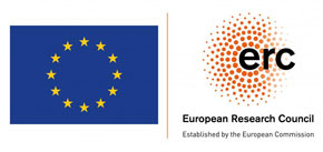 EU and ERC logo